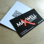 Maxwell Exclusives bus cards